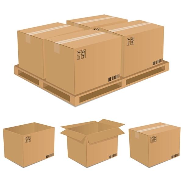快递包装箱